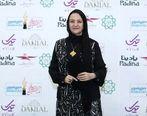 گلاب ادینه در جشن حافظ + عکس
