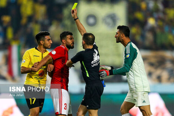 محرومان این هفته فوتبال ایران اعلام شدند