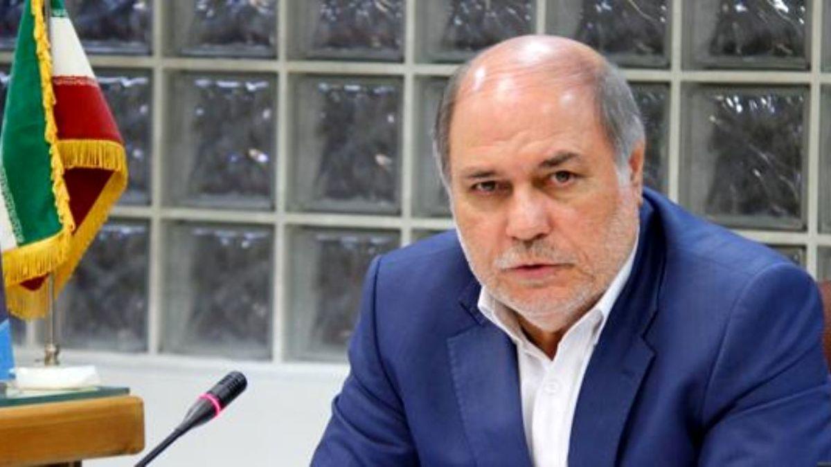 جمشید تقی زاده معاون پارلمانی حقوقی وزارت ورزش و جوانان شد