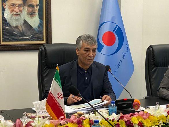 اهم ارائه گزارش های آقای علی اکبر پوریانی مدیرعامل شرکت سنگ آهن گهرزمین