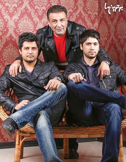 مصاحبه خواندنی با عبدالرضا اکبری و پسرانش