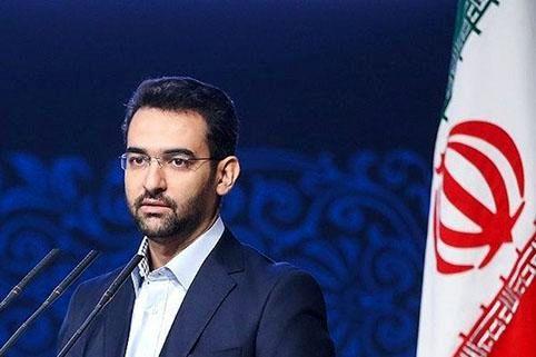 خبر خوب وزیر ارتباطات در غرفه وزارت اقتصاد