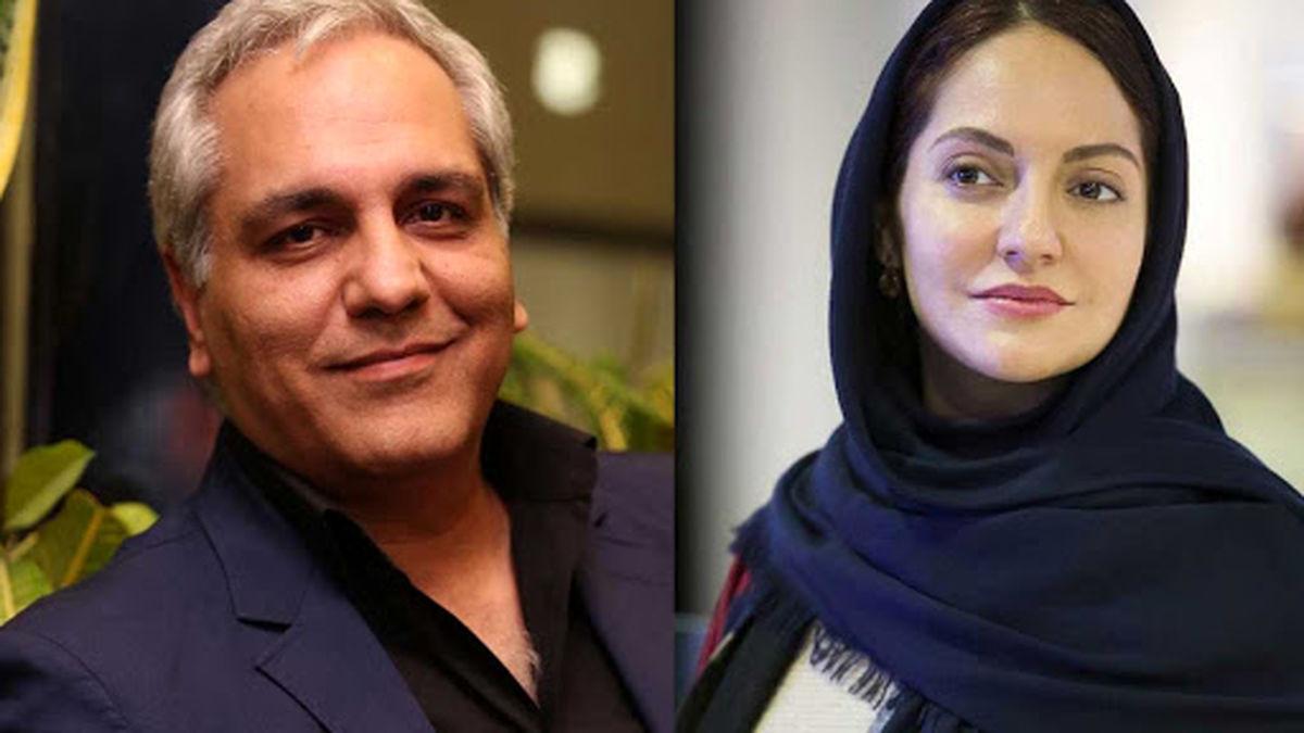 عکس های جنجالی مهران مدیری با مهناز افشار + عکس و بیوگرافی