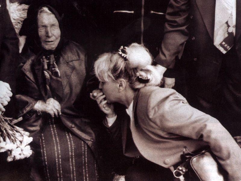 پیشگویی پیرزن نابینای بلغاری برای سال ۲۰۲۱