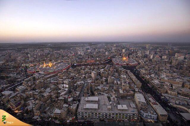 ۱۴ میلیون نفر در پیادهروی اربعین شرکت کردند + عکس
