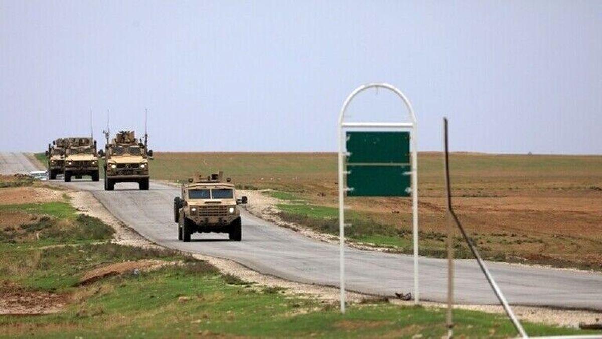 خروج نیروهای آمریکا از دیرالزور در سوریه