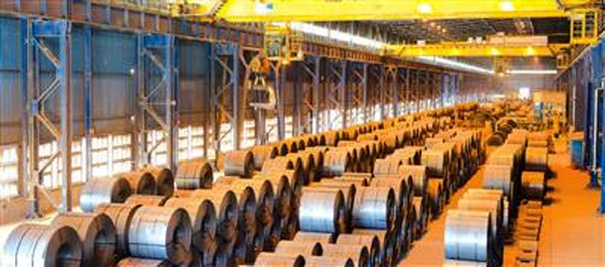 دستیابی به رکورد روزانه کلاف گرم در مجتمع فولاد سبا