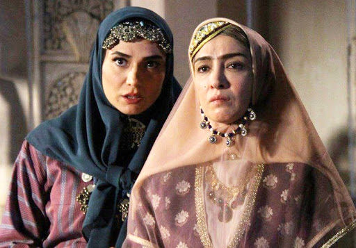 بیوگرافی مینا وحید بازیگر نقش جواهر در سریال بانوی عمارت +عکس | ساتین