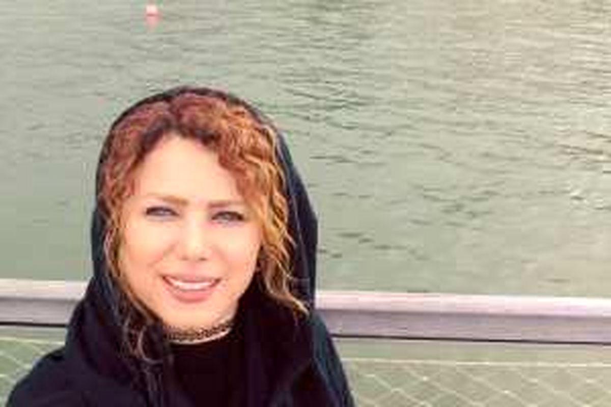 این بازیگر ایرانی در سوئیس سرطان گرفت+ (عکس)