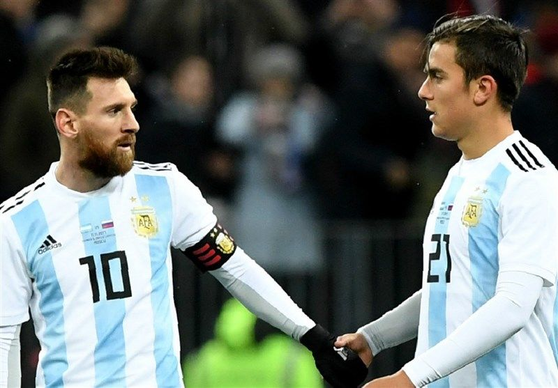 فوتبال جهان| دیبالا: مسی باید به تیم ملی آرژانتین برگردد- اخبار ورزشی تسنیم - Tasnim