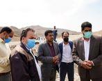 بازدید نماینده مردم شریف شهرستان چناران در مجلس شورای اسلامی از مجتمع سنگ آهن سنگان