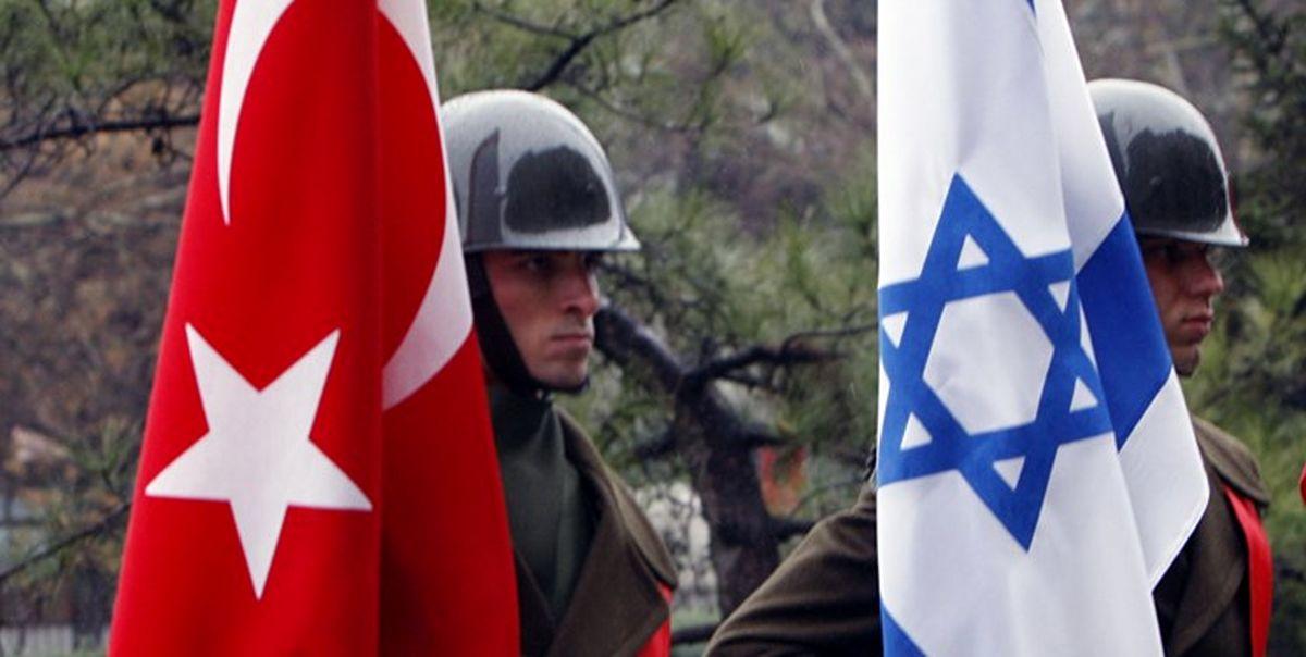 ارتش اسرائیل برای اولین بار ترکیه را تهدید اعلام کرد