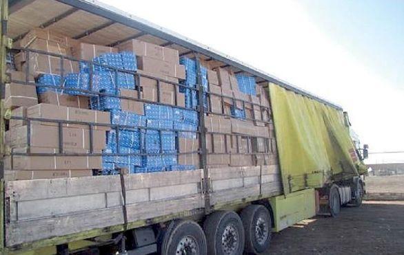 ۲۰ میلیارد کالای قاچاق در کازرون کشف شد