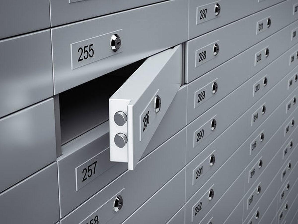 تخصیص صندوق امانات به صورت رایگان