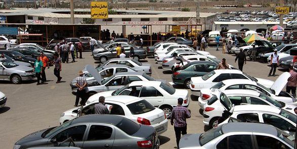 افت شدید قیمت خودرو در بازار سه شنبه 25 تیر
