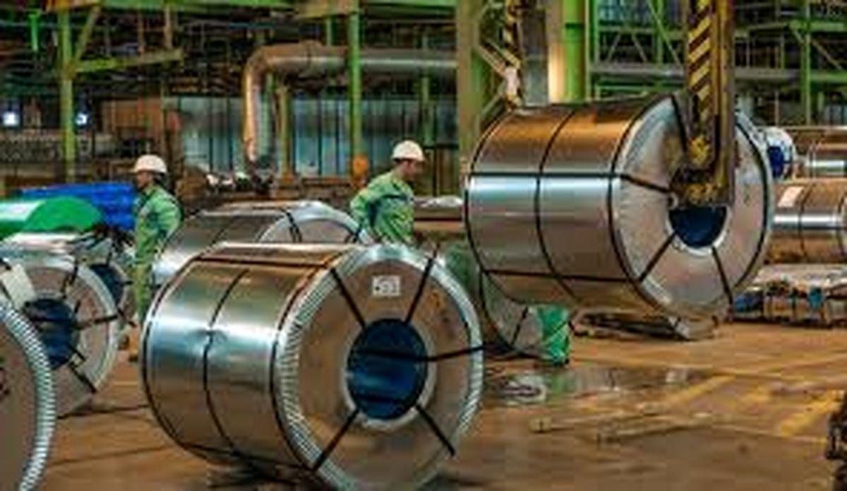 تولید 95 درصد ورق گرم کشور در فولاد مبارکه