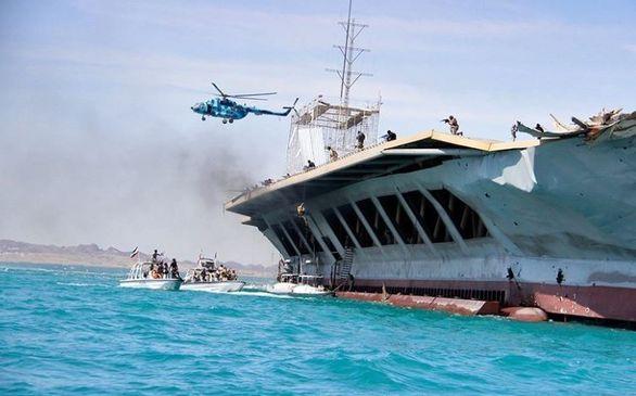 ۳ اپیزود از اقتدار سپاه در خلیج فارس