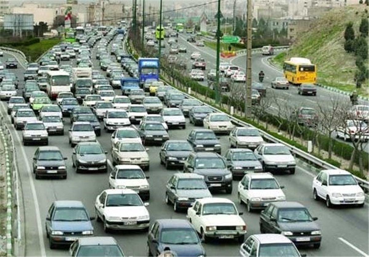 تردد خودروهای شخصی از ساعت ۲۰ ممنوع شد