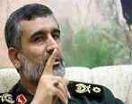 سردار حاجی زاده:مرکز فرماندهی آمریکا در عین الاسد منهدم شد/ دهها نفر در حمله موشکی به «عین الاسد» کشته شدهاند