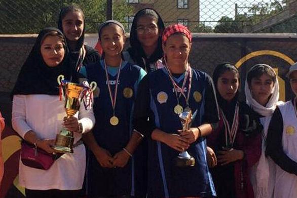 دختران ایران قهرمانان تنیس روی میز