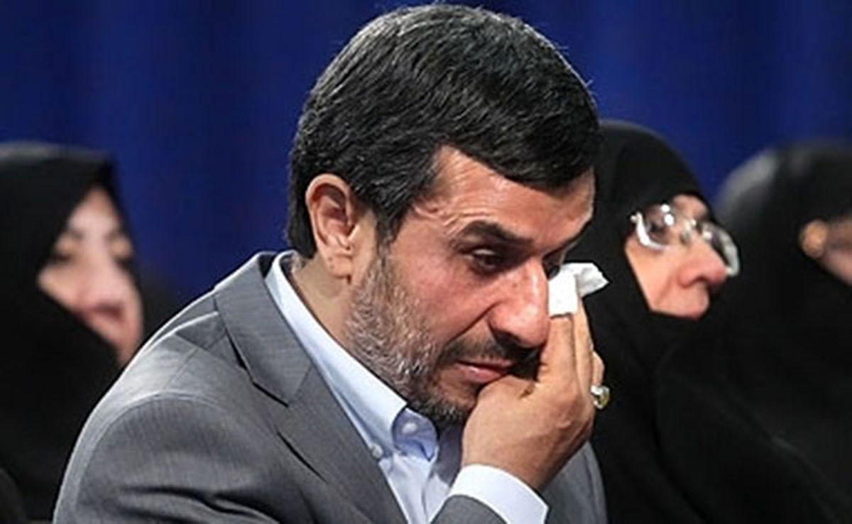 فوری/ احمدی نژاد رد صلاحیت شد