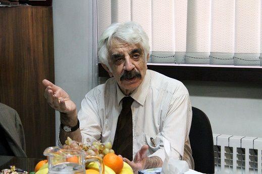 پیام تسلیت انجمن مهندسان ایران در فقدان دکتر رییس دانا