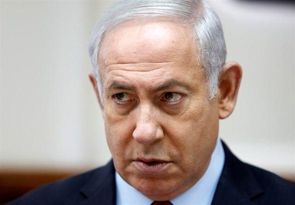 نتانیاهو به حمله موشکی ایران واکنش نشان داد