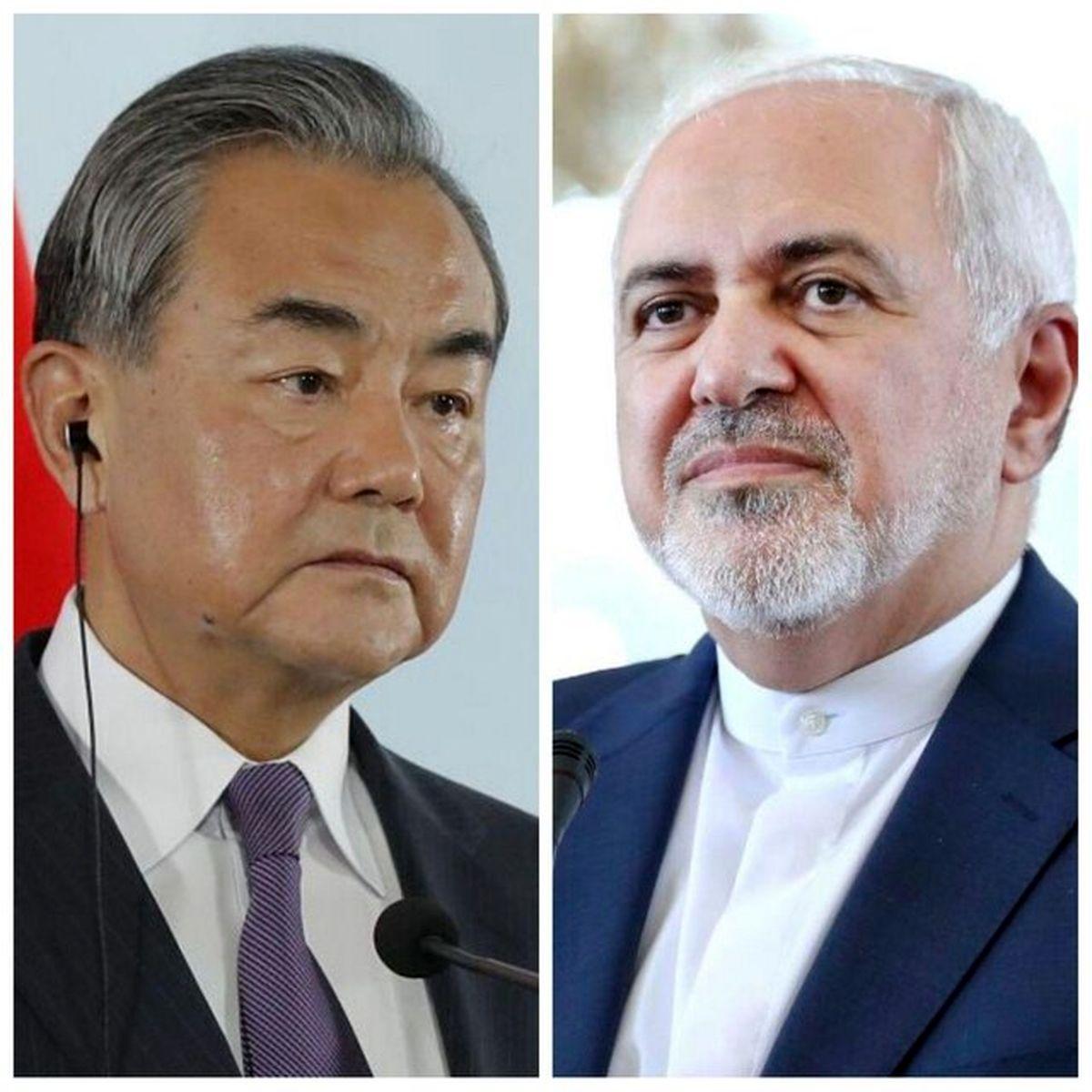 اعلام آمادگی وزیر خارجه چین برای کمک به مقابله با کرونا