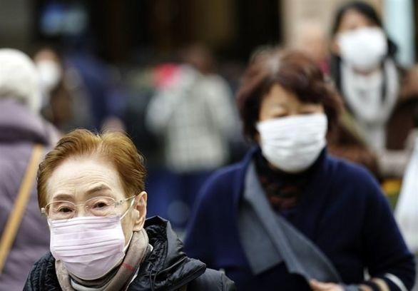 ابتلا به ویروس کرونا کاهش یافت