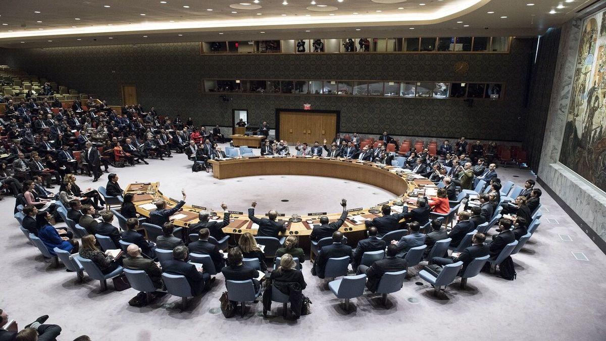 دست رد شورای امنیت  به درخواست ضد ایرانی آمریکا