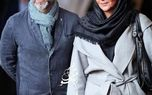 تبریک متفاوت پیمان معادی به همسر جوانش + عکس