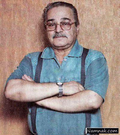 عکس پدر شهاب حسینی