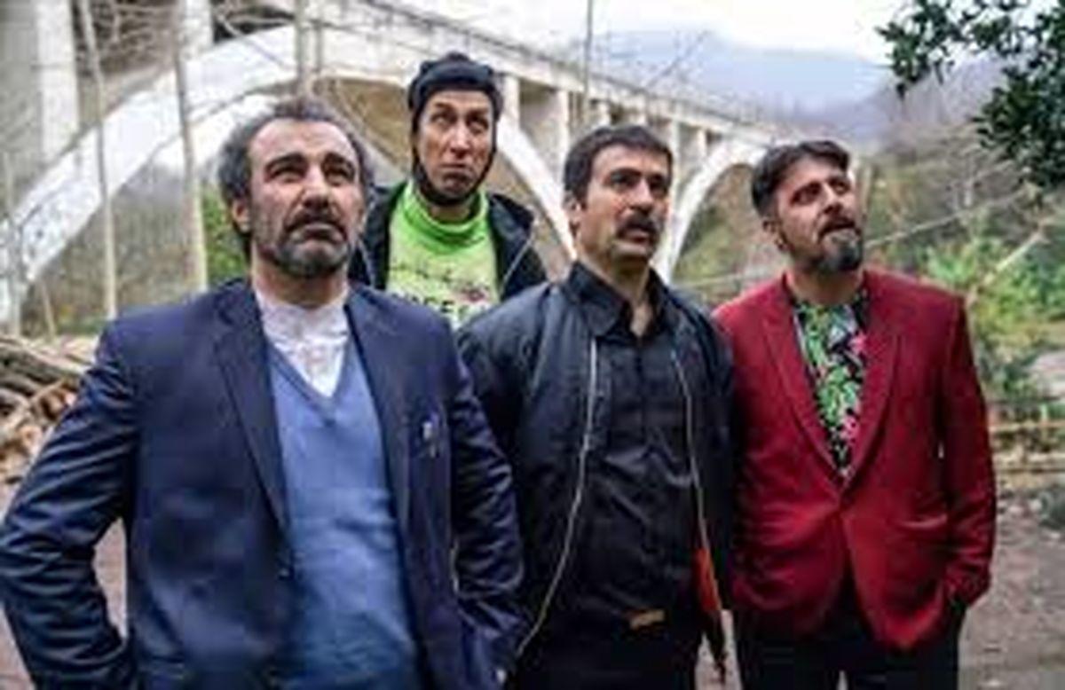 پایتخت 6 | سانسور پایتخت بهرام افشاری و احمد مهران فر را کلافه کرد + عکس