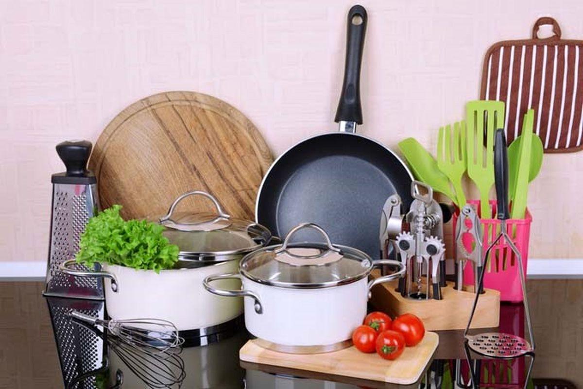 راهنمای خرید اینترنتی لوازم خانه و آشپزخانه