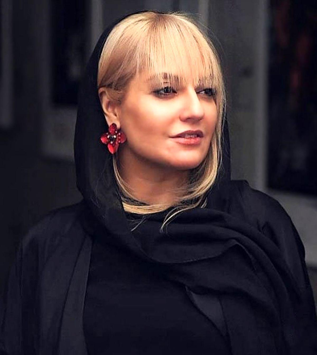 مهناز افشار ازدواج کرد؟ + عکس لورفته