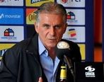 کیروش: باید مراقب مارادونا باشیم