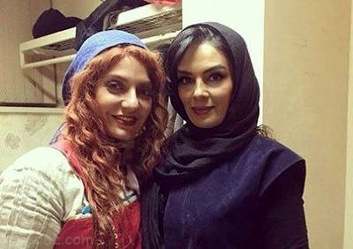 عکس جنجالی مهناز افشار در کنار بازیگر معروف زن+ بیوگرافی