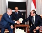 سفر نتانیاهو به قاهره در هفته های آتی