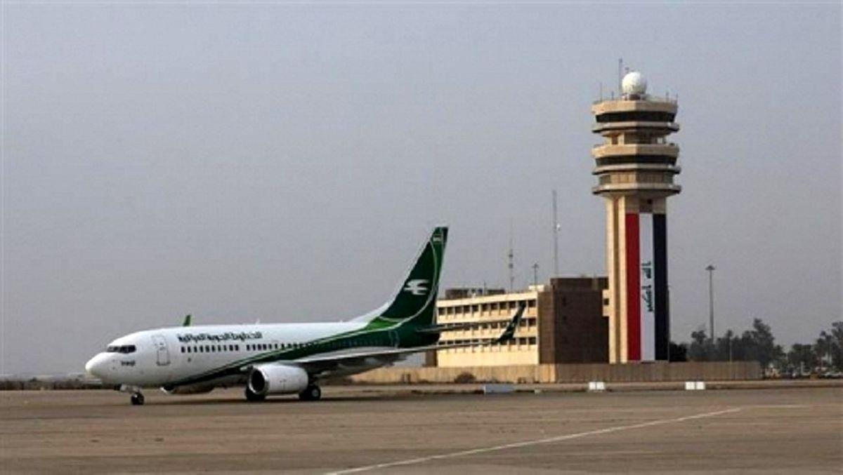 فرودگاه بغداد دو مسافر ایرانی را متوقف کرد