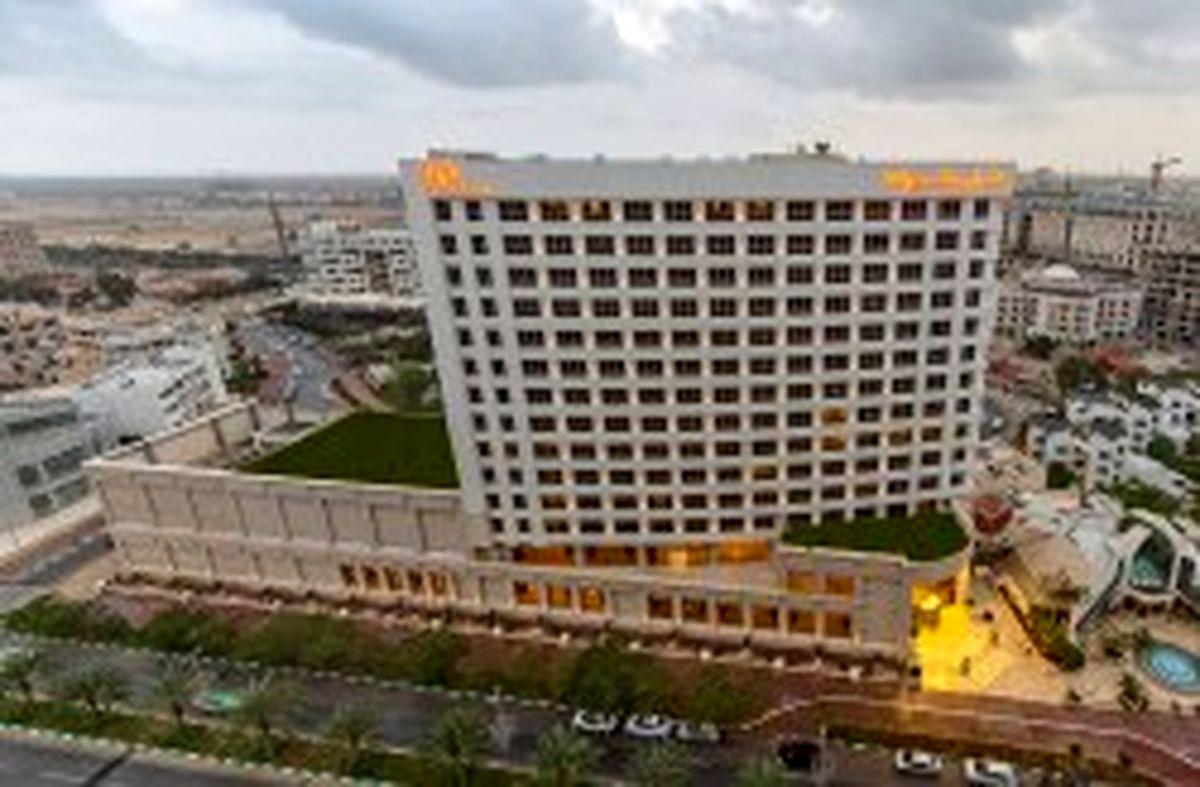 دو روز تا افتتاح هتل بزرگ پانوراما