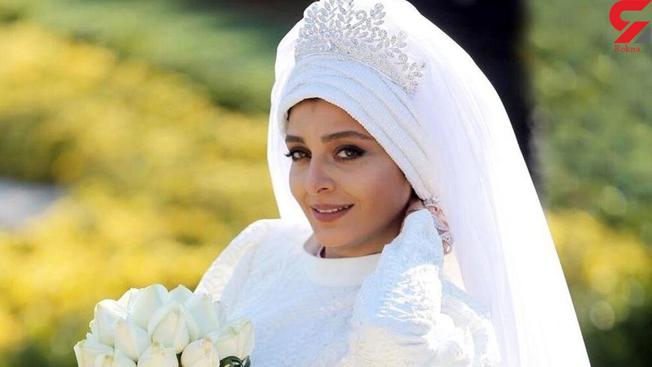 مراسم ازدواج لاکچری ساره بیات + عکس شوهرش