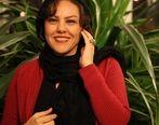 چهره متفاوت خانم بازیگر در جشن حافظ + عکس