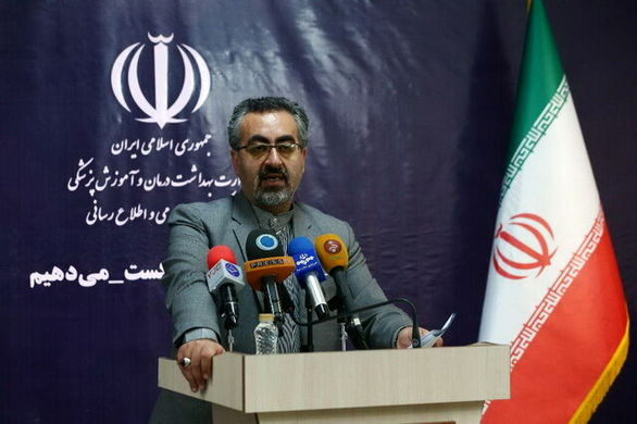 آخرین شمار مبتلایان به ویروس کرونا در ایران