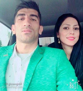 عکس لورفته و جنجالی از بیرانوند و 4 همسرش + بیوگرافی و تصاویر دیده نشده