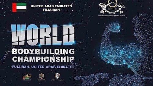 ایران قهرمان مسابقات پرورش اندام جهان شد