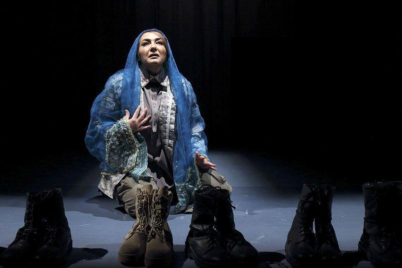 نامه های عاشقانه از خاورمیانه» تمدید شد - تئاتربازها