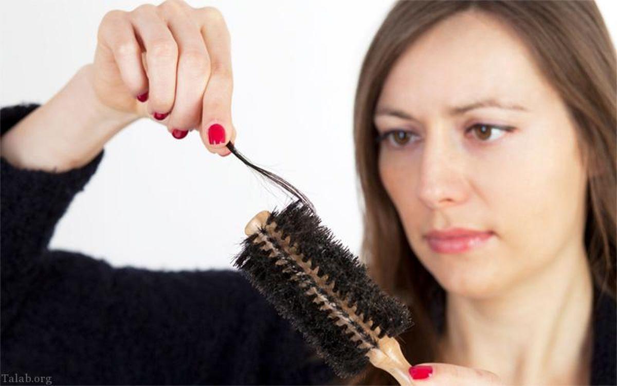 ریزش موهایتانبه دلیل این مشکل بدنی است