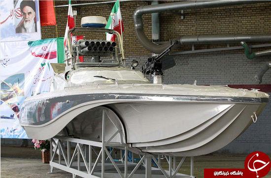 سلاحهای ایرانی رباینده خواب از چشم دشمنان + تصاویر