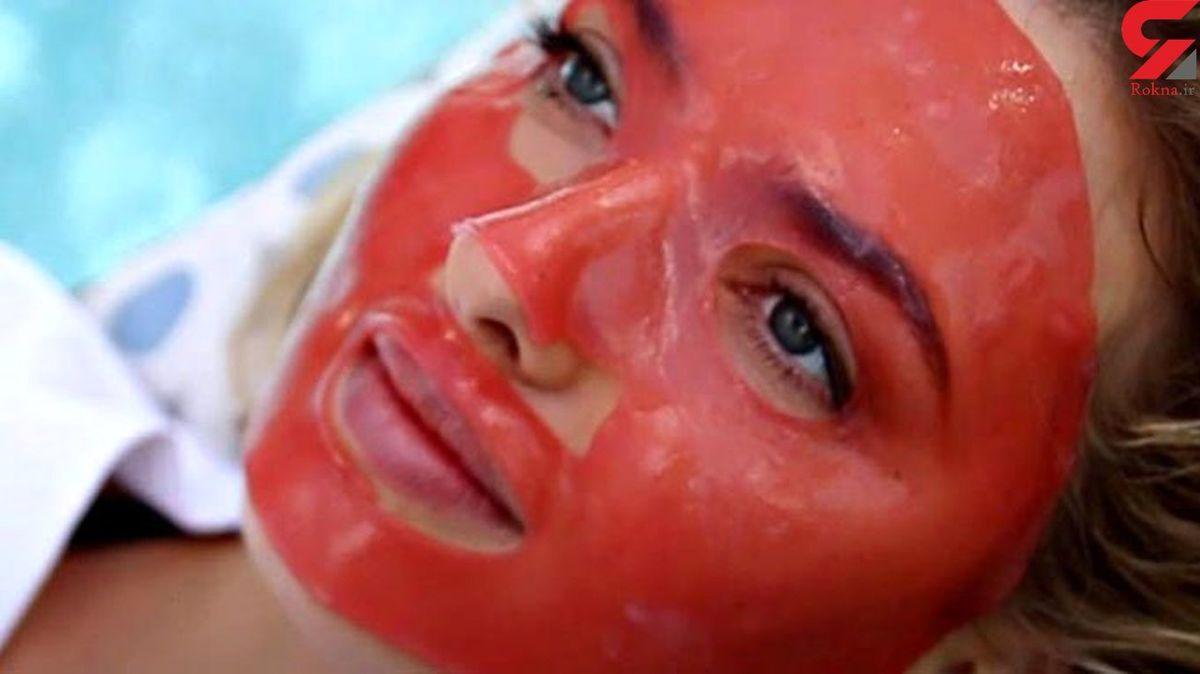 آموزش و طرز استفاده از ماسک لبو برای شادابی پوست