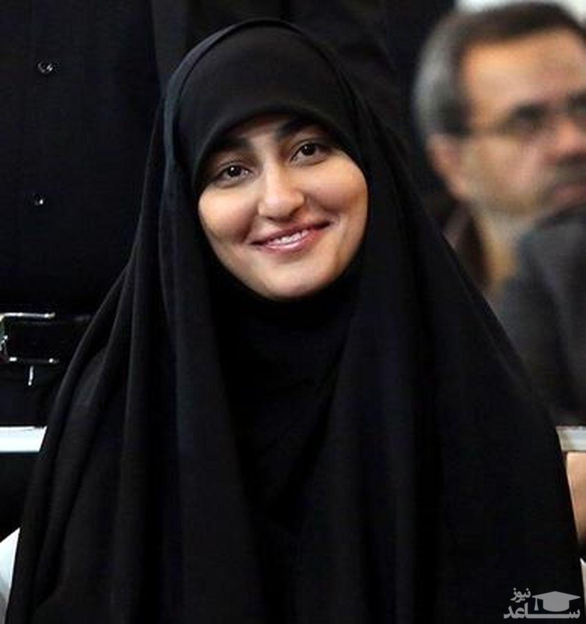پشت پرده ازدواج جنجالی دختر حاج قاسم + جزئیات